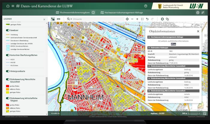 Landesanstalt für Umwelt Baden-Württemberg (LUBW)