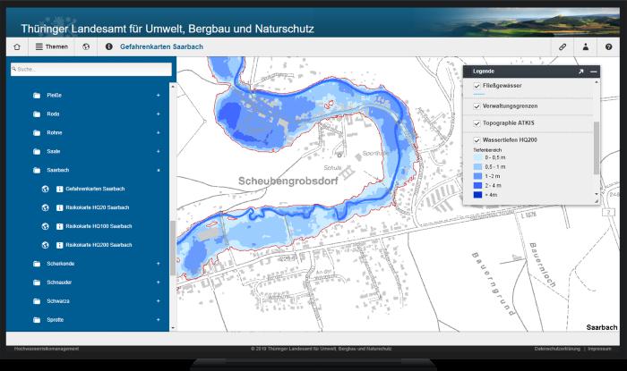 Thüringer Landesamt für Umwelt, Bergbau und Naturschutz (TLUBN)