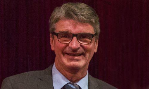 Dipl.-Ing. (FH) Frank Pöhlmann, Vizepräsident des VDV
