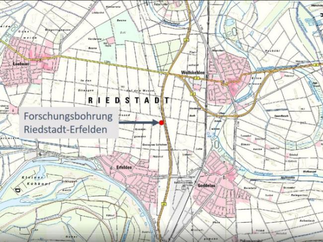© HLNUG, Kartengrundlage: DTK25 der HVBG