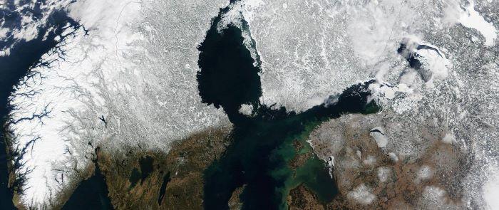 Bild: NASA / MODIS Rapid Response