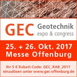 GEC Geotechnik – expo und congress