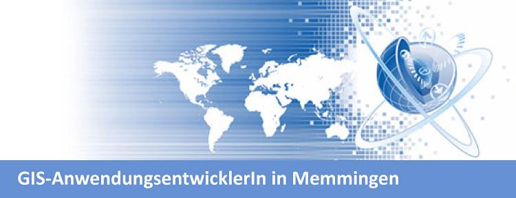 RIWA GIS GIS-AnwendungsentwicklerIn in Memmingen