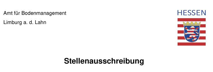 Amt für Bodenmanagement Limburg