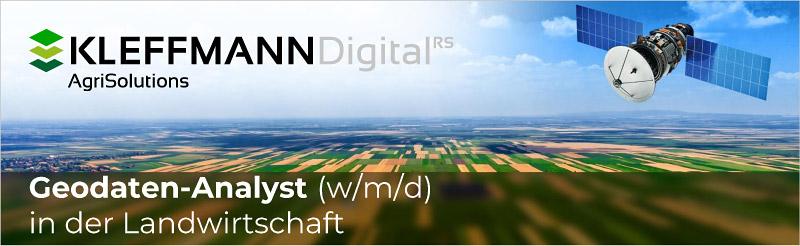 Geoinformatiker (w/m/d) www.kleffmann.com