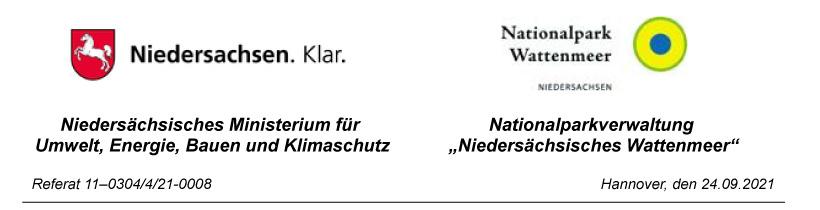 Nationalparkverwaltung Niedersächsisches Wattenmeer