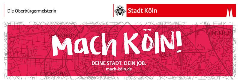 Stadt Köln - Wir suchen Umweltschützerinnen und Umweltschützer